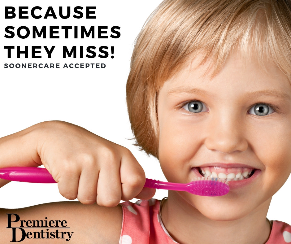 Because sometimes they miss! - Soonercare accepted